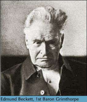 Edmund Beckett, 1st Baron Grimthorpe